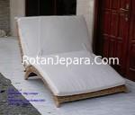 Big Lounger Rattan Jepara