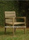 Arm Chair Village Rattan Jepara