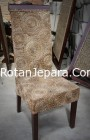 Dining Chair Jepara Rattan