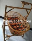 Rattan swing for baby models 03