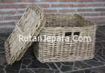 Basket Rotan Sintetis