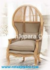 Porter chairs semi rattan