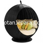 Daybed Apple Rattan Furniture