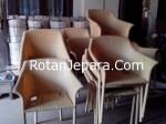 Kursi Makan Tanganan untuk villa