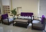 Sofa Apartemen untuk Kamar Tamu Set 04