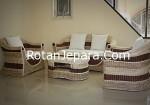 Sofa Villa set untuk Kamar Tamu