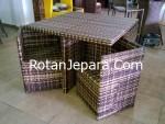 Kursi Makan Set untuk villa