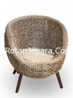 Rattan Chair Apartemen