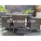 Roccione 4 seat Restaurant kobo Grey