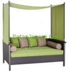 Bed Furniture Sintetis untuk Hotel Daybed 06