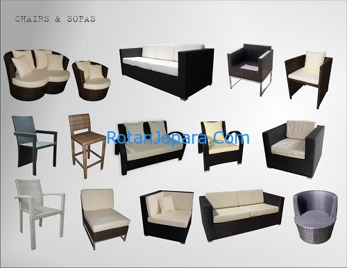 CHAIRS & SOFAS SYNTHETIC