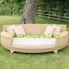 Daybed 04 Outdoor Furniture Rotan