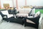 sofa hotel untuk ruang tamu rotan sintetis