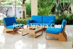 Sarasota Living Set Furniture Rotan