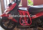Kursi rotan anak untuk motor vario