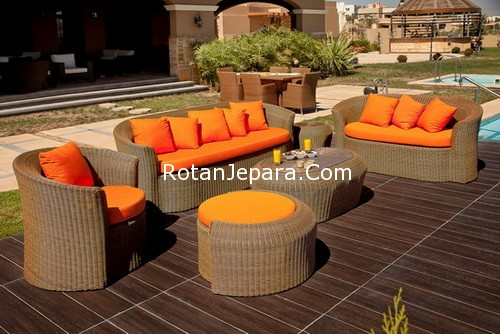 Vada set for Outdoor apartemen