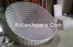 Daybed dan kursi order mahana Bali