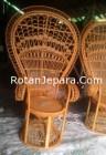 Peacoche Chair Order Villa Bali