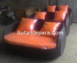Sofa Rotan Order Hotel Semarang