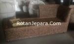Chaise Lounge Sofa Water Hyacinth