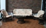 Sofa Rattan Set Furniture Hotels