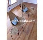 Terrace set chair resort and villa Export Europe