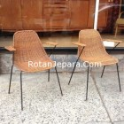 Santana Rattan seats for Japanese hotel