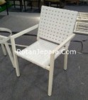 Terrace Chair set wicker synthetic export Abu Dhabi