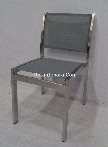 Kartini Chair Stainless Steel Furniture, Aluminum furniture manufacturer, antique furniture, Cantana Arm Chair Batyline Furniture, Indonesia Furniture, indonesia furniture manufacturer, Indonesia Furniture Wholesale, indonesia patio furniture, indonesia rattan furniture, indonesia wicker furniture, indoor furniture, iron furniture, modern furniture, Outdoor furniture, Polywood furniture, rattan furniture, rattan furniture manufacturer, sling furniture, Stainless furniture, stainless steel furniture, Synthetic dining chair of Canadian export project
