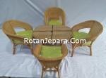 Como Set Natural Rattan Indonesia Furniture Project Export Australia