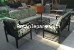 Sofa Aluminum Furniture Project Hotel Jakarta