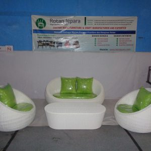 ALENIA SOFA WICKER OUTDOOR FURNITURE