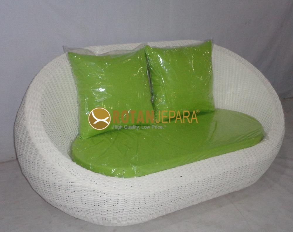 Alenia Round Sofa two seater hotel Furniture