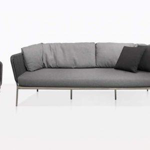 Aluminum Rope Gardena Furniture