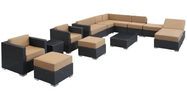 Avril Living Patio Outdoor Swimming Pool Furniture