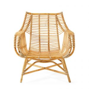 Covid 19 Arm Chair Rattan Natural