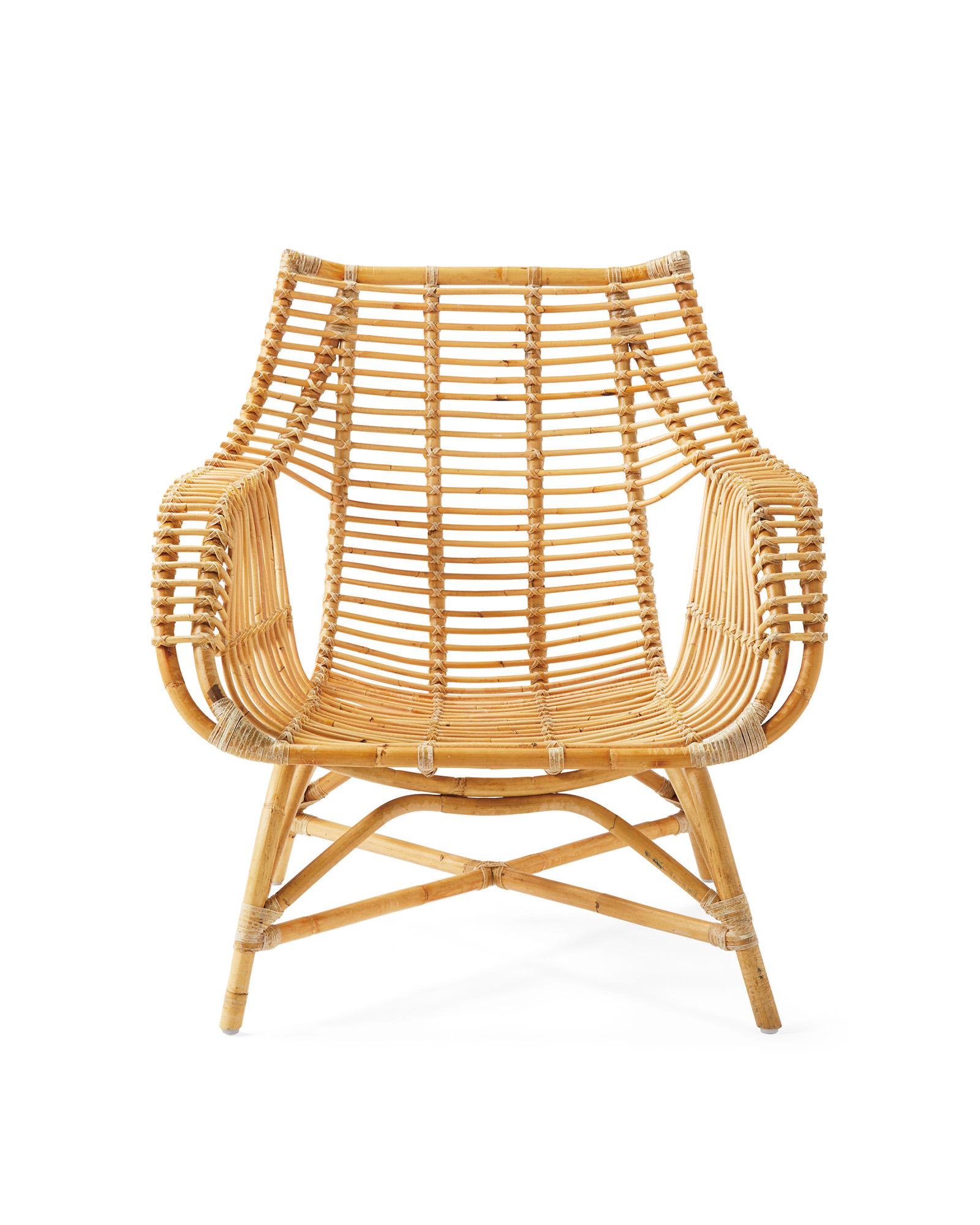 Covid 19 Arm Chair Rattan Natural