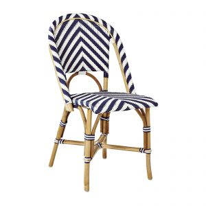 Jones Side Chairs Rattan Japan