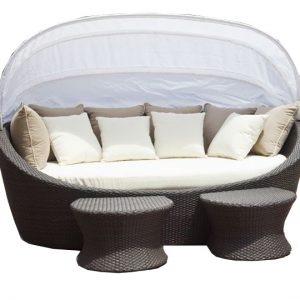 Vania Daybed Garden Furniture