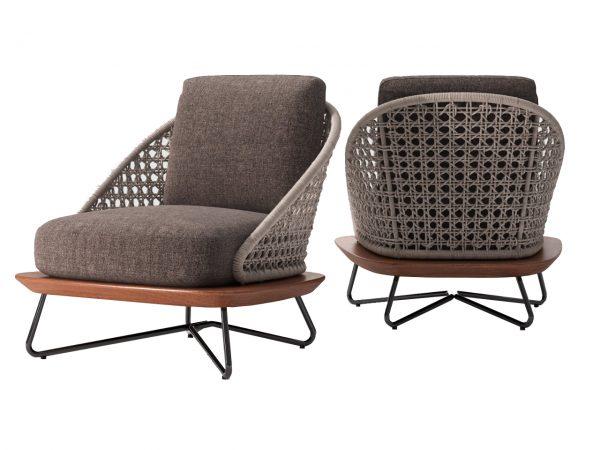 Corona Chat Chair Rope Furniture