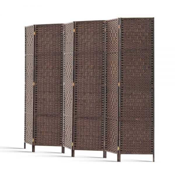 Artwork 6 Panel Room Divider Homedecor