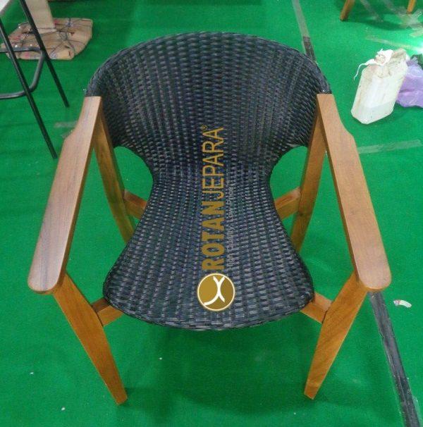 Dubai Teak Wicker Combination Hotel Furniture