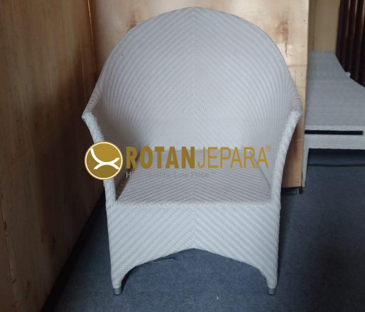 Lazio Wicker Chair Outdoor Furniture Hotel