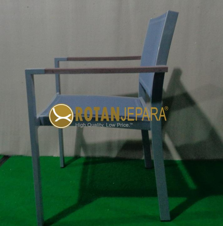 Lonte Sling Aluminum Frame Outdoor Furniture