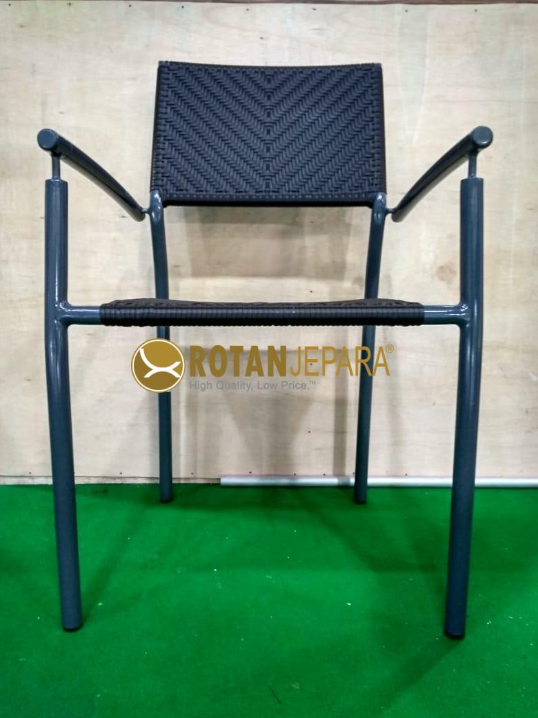 Lotte Arm Chair Aluminum Garden Furniture