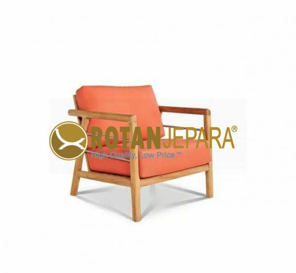 Orango Chat Teak Garden Furniture