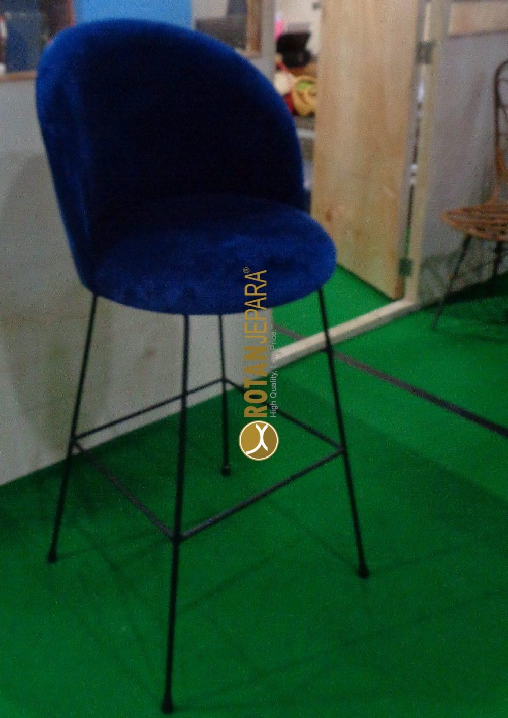 Orlando Bar Chair Cafe Decor Furniture