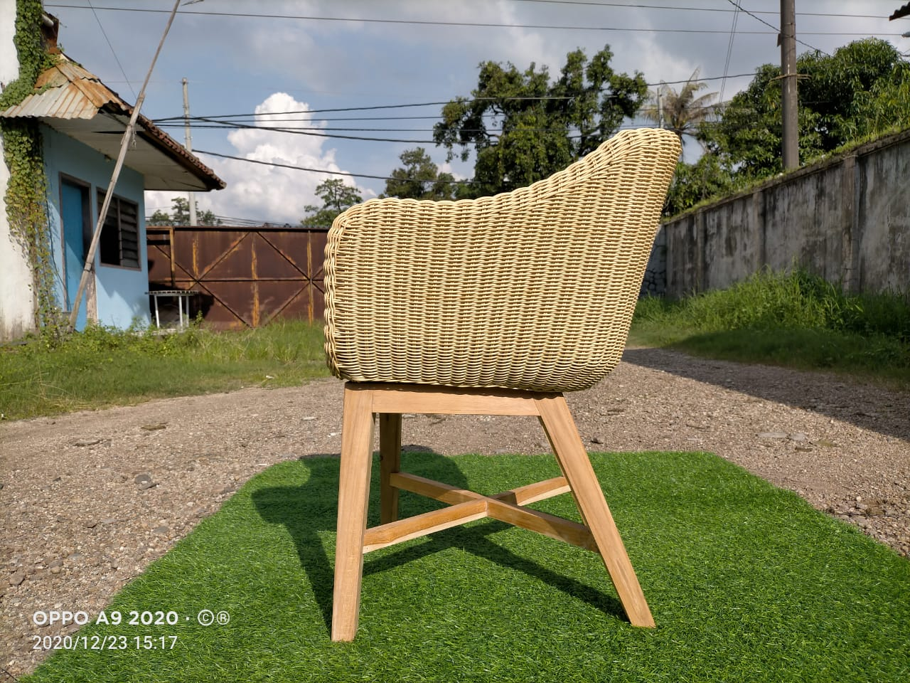Teak Wicker Indonesia Furniture
